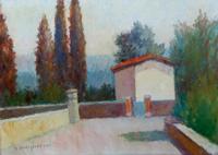 Dino Migliorini - Paesaggio
