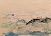 Work of Enzo Pregno  Paesaggio