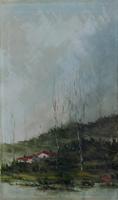 Quadro di Ennio Guadagnoli  Nuvole