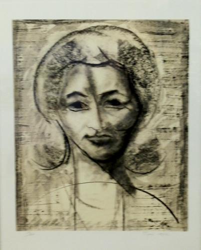 Artwork by  Pirzio, lithography on paper | Italian Painters FirenzeArt gallery italian painters