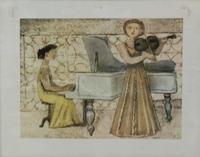 Work of Amedeo Modigliani  Concerto