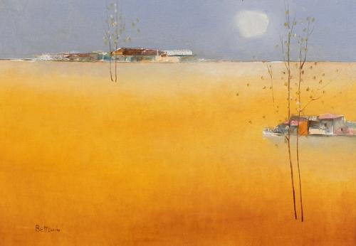 Lido Bettarini - Campo di grano