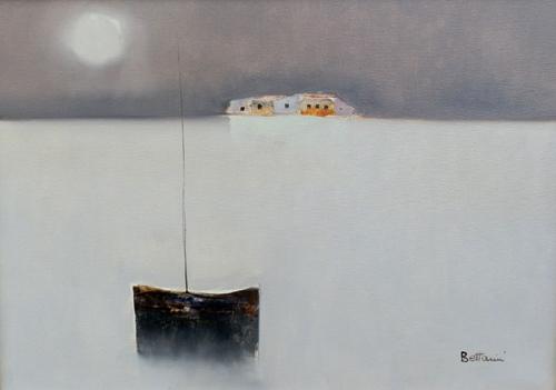 Quadro di Lido Bettarini Marina - Pittori contemporanei galleria Firenze Art