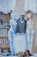 Quadro di Umberto Bianchini  Poetico
