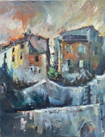 Work of Emanuele Cappello  Paesaggio