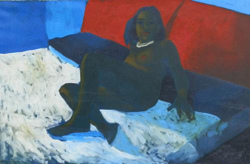 Artwork by firma Illeggibile, oil on canvas | Italian Painters FirenzeArt gallery italian painters