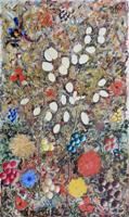 Quadro di Mario Grandi - Omaggio a Strauss olio tela