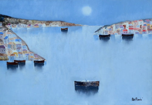 Artwork by Lido Bettarini, oil on canvas | Italian Painters FirenzeArt gallery italian painters