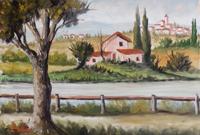 Raffaele Ghetta - Paesaggio