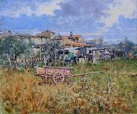 Work of Graziano Marsili  L'abbandono