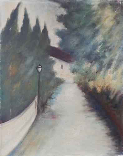 Quadro di  Anonimo Paesaggio - Pittori contemporanei galleria Firenze Art