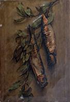 Quadro di Clery Pierrepont - Natura Morta olio tela