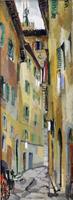 Work of Rodolfo Marma  Via del Corno