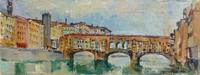 Work of Rodolfo Marma  Ponte Vecchio