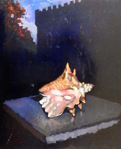 Quadro di Luigi Pignataro Composizione - acrilico faesite
