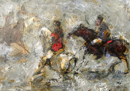 Emanuele Cappello - Cavalieri