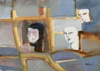 Work of Lido Bettarini  Volti