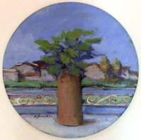 Umberto Bianchini - Vaso di fiori