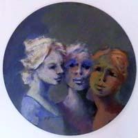 Work of Umberto Bianchini  Le amiche