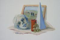 Quadro di Umberto Bianchini  Composizione