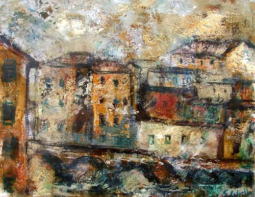 Emanuele Cappello - Case sul ponte