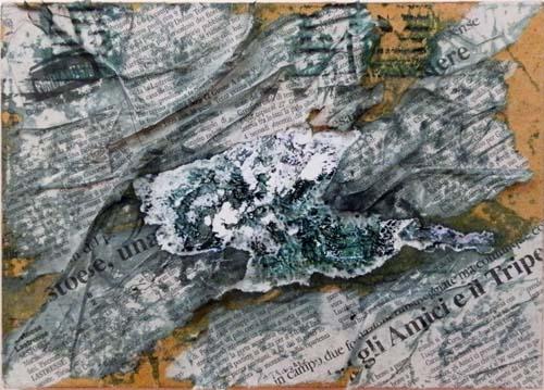 Quadro di Andrea Tirinnanzi Composizione  - mista tavola