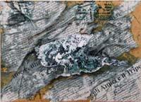 Quadro di Andrea Tirinnanzi - Composizione  mista tavola