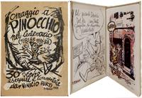 Omaggio a Pinocchio nel centenario