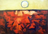 Work of Natale Filannino  Paesaggio
