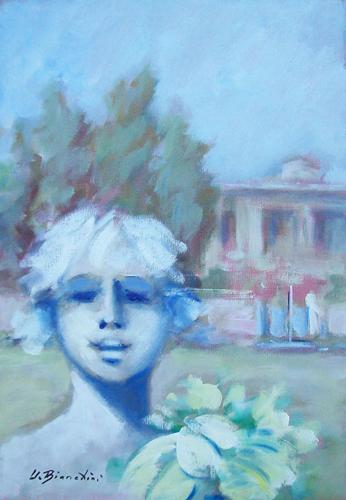 Quadro di Umberto Bianchini Composizione - mista tela