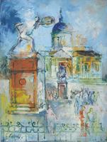 Quadro di Emanuele Cappello  Monumenti storici