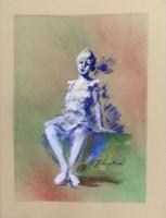 Work of Umberto Bianchini  Figurina