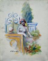 Quadro di Umberto Bianchini  Armonia