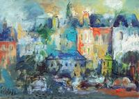 Paesaggio parigino