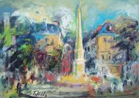 Work of Emanuele Cappello  Piazza cittadina