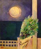 Work of Natale Filannino  Paesaggio e fiori