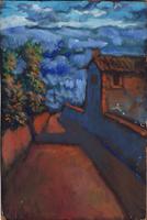 Work of Luigi Pignataro  Ombre al tramonto