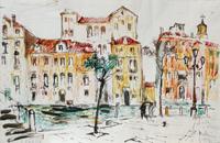 Work of Rodolfo Marma  Venezia