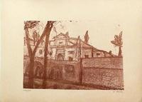 Quadro di Giorgio Sacchi - Casa stampa carta