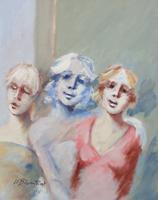 Quadro di Umberto Bianchini  Trio