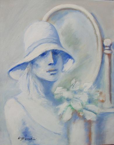 Quadro di Umberto Bianchini Lei - olio tela