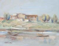 Quadro di Umberto Bianchini  Riva