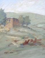 Quadro di Umberto Bianchini  Colline