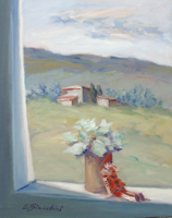 Quadro di Umberto Bianchini  Toscana