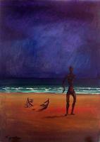 Work of Luigi Pignataro  Sogno sul mare