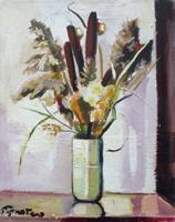 Luigi Pignataro - Vaso di fiori