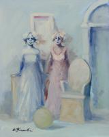 Work of Umberto Bianchini  Le signorine