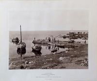 Quadro di Foto Alinari - Il porticciolo di Antignano stampa carta