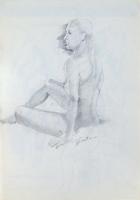 Work of Luigi Pignataro  Studio di figura