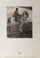 Quadro di Giovanni (Giò) Fattori  Artigliere a cavallo